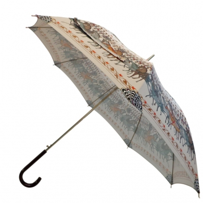 Stick umbrella Race