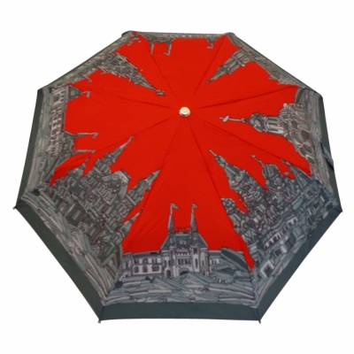Folding umbrella Red Square