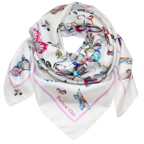 Scarf Butterfly
