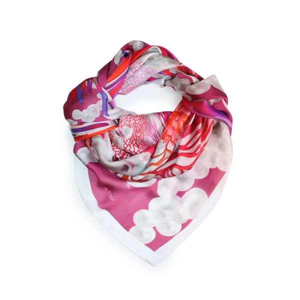 Scarf Rosso